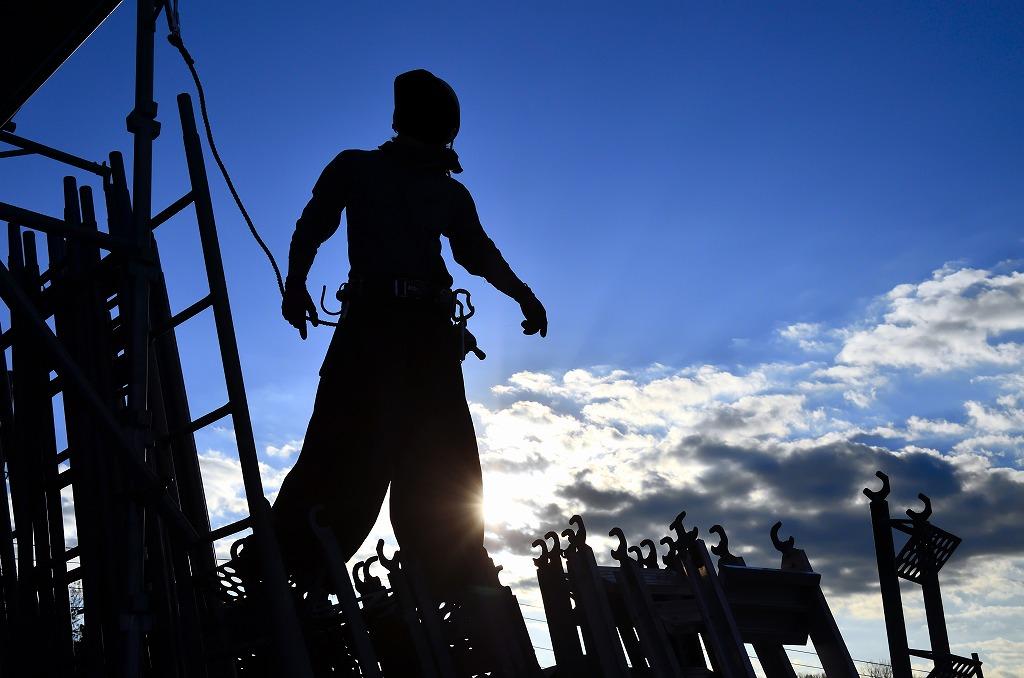 状況に応じて使い分け!足場工事の種類と特徴