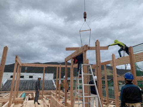 木造建方2日目(おおい町)