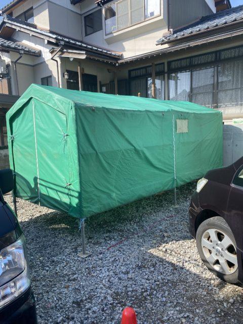 資材ラック(鯖江市)